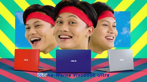 Asus Vivobook Ultra - Rizky Febian & Ria Ricis