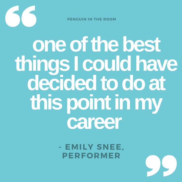 emily snee performer