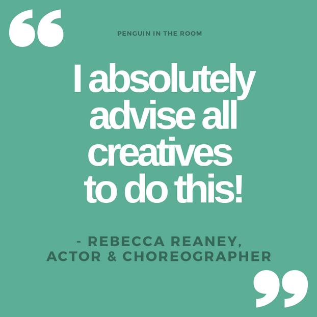 rebecca reaney choreographer