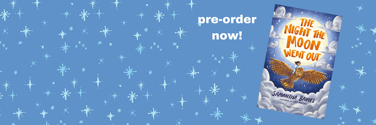 pre-order The Night the Moon Went Out no