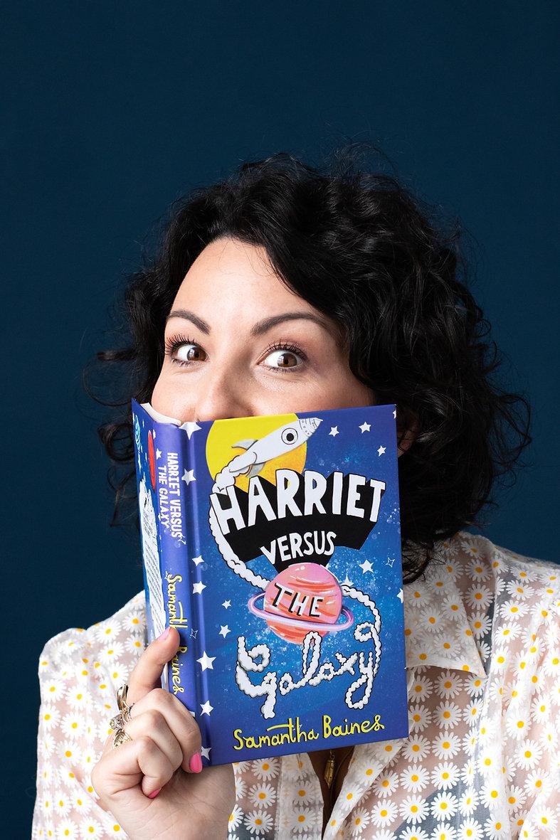 Harriet versus the Galaxy by Samantha Ba