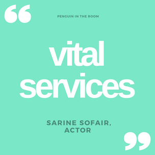 sarine sofair actress