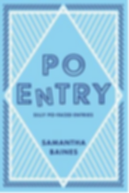 poentry samantha baines comedy poetry bo