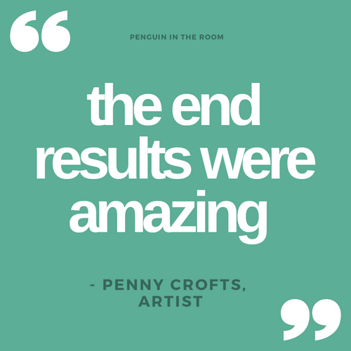 Penny crofts artist