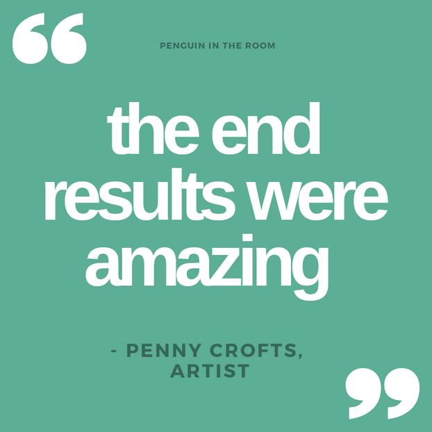 Penny crofts artist