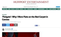 Huffington Post Ent