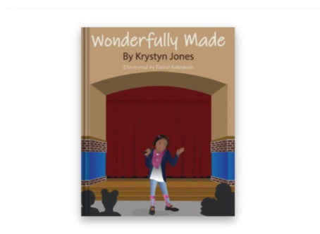 Lancer Grad Krystyn Jones Releases Children's Book, Wonderfully Made