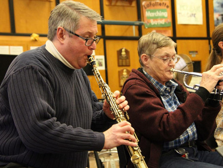 The Music Man: Band Director Mark Cyra Leaves his Mark on La Follette