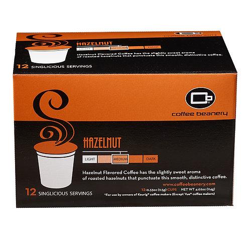 Hazelnut Singlicious® Servings