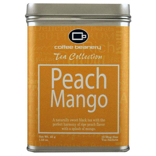 Coffee Beanery Peach Mango Tea