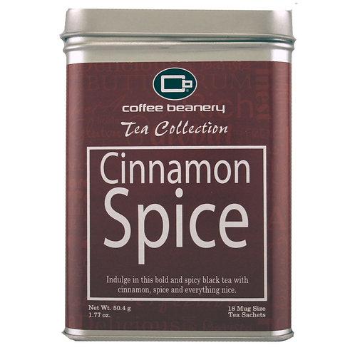 Coffee Beanery Cinnamon Spice Tea