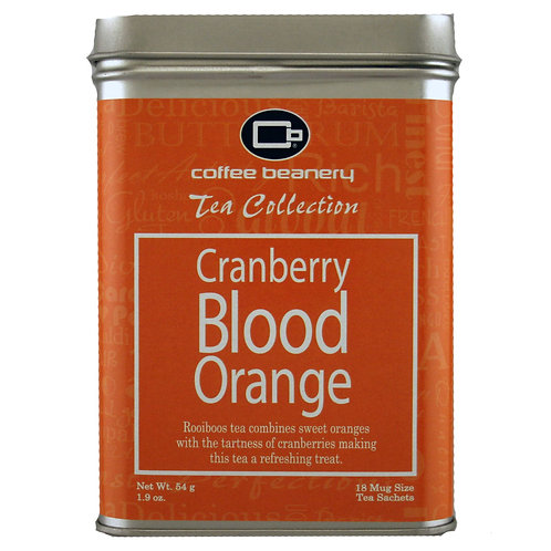 Coffee Beanery Cranberry Blood Orange Tea