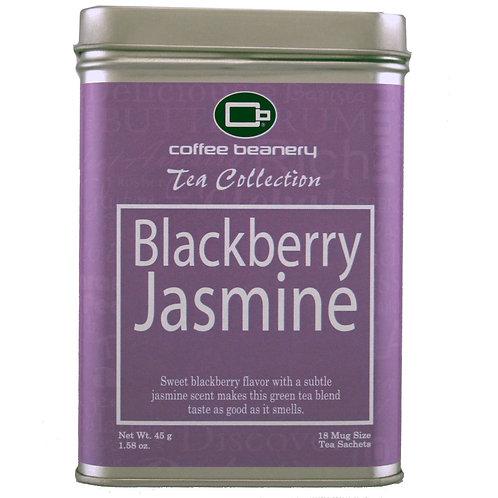 Coffee Beanery Blackberry Jasmine Tea