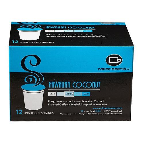 Hawaiian Coconut Singlicious® Servings