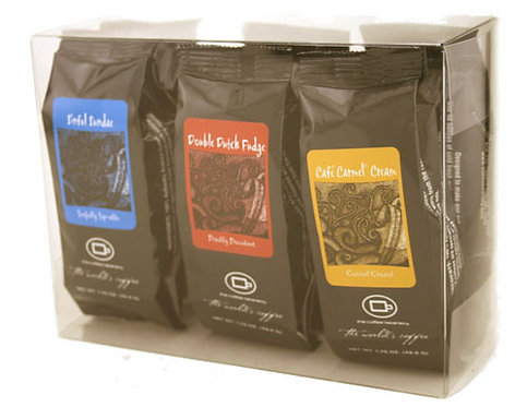 Coffee Sampler Flavored