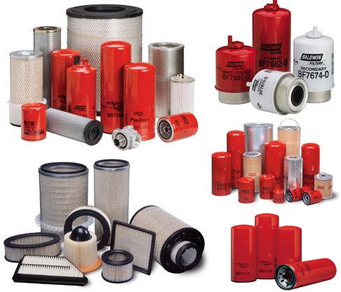 Varios kit de filtros para motor diesel aire, aceite, combustible y refrigerante