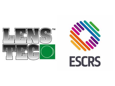 Відвідайте стенд LensTEC на ESCRS2019