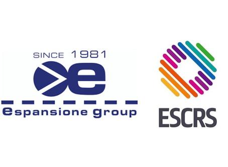 Апаратне лікування сухого ока на ESCRS від Espansione