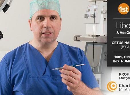 Жива хірургія - вебінар AddOn: відкрита безкоштовна реєстрація!