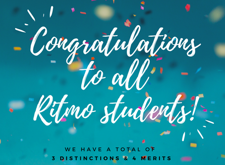Congratulations to our Students!
