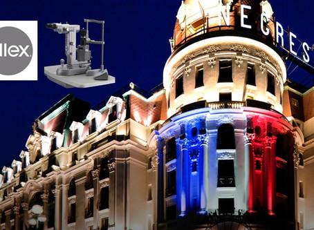 Форум лазерних інновацій Ellex в Ніцці
