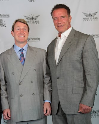Arnold Schwarzenegger -  Former Governor of California, Movie Superstar