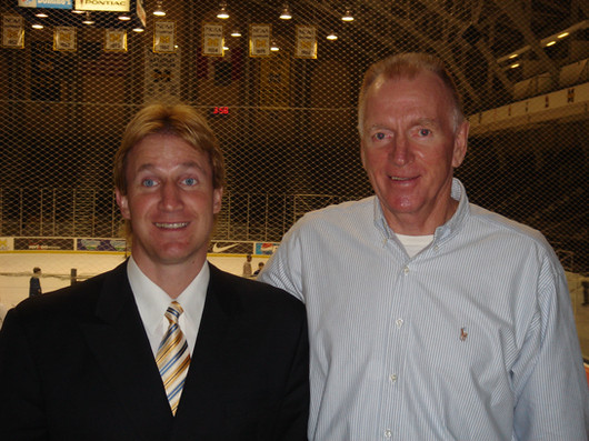 Red Berenson - NHL Hockey Player and Head Coach of the University of Michigan Wolverines Men's Ice Hockey Team