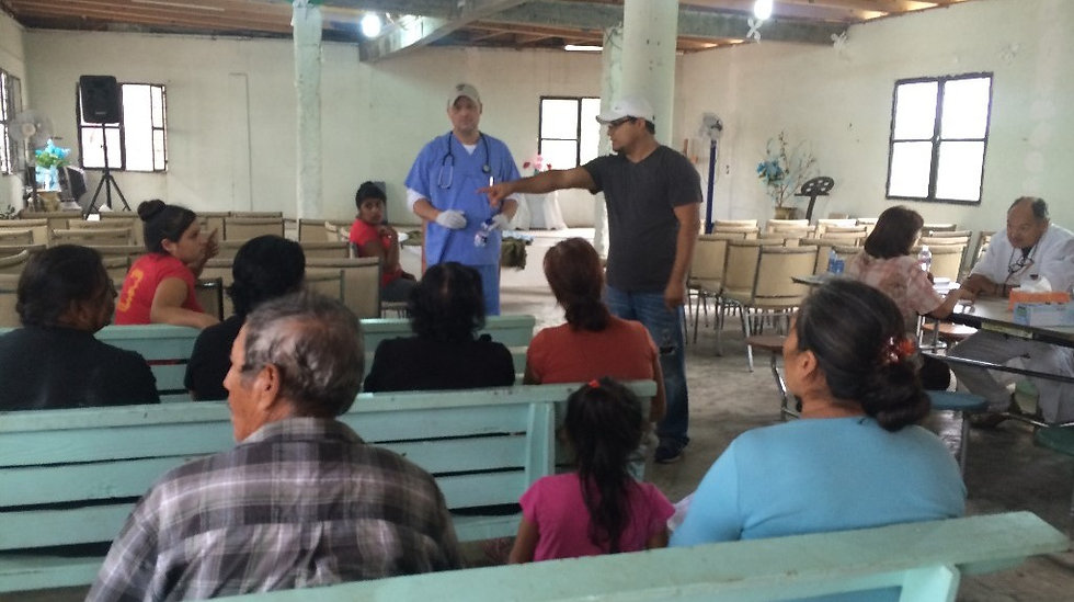 Medical Clinic Ministry