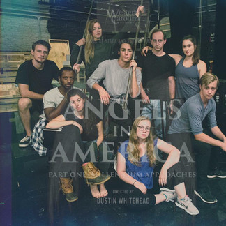 Angels In America cast
