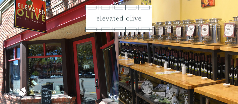shop like a local :: elevated olive