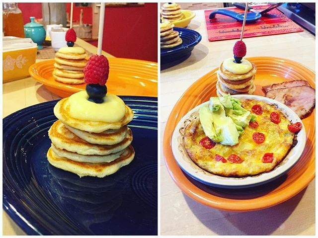 Pancake Stacks