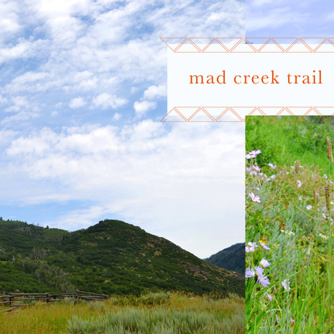 go outside :: mad creek trail