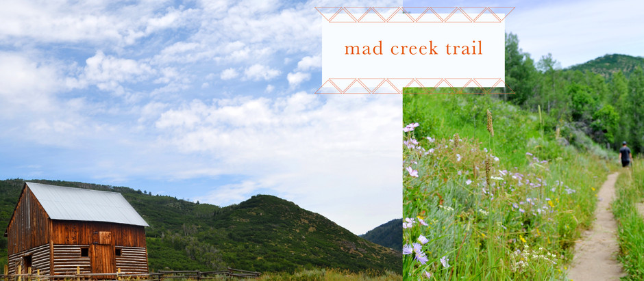 go outside :: mad creek trail