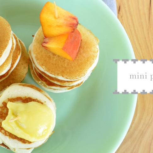 test kitchen :: mini pancake stacks