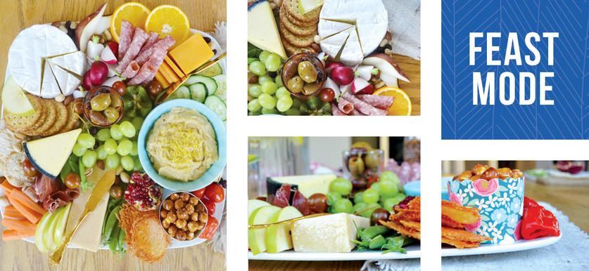 Feast Mode Snacking Platter
