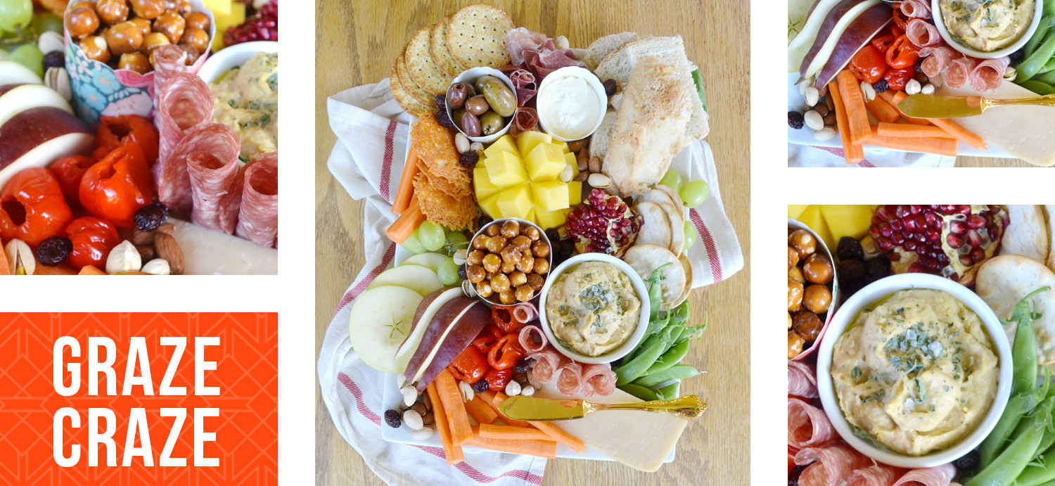Graze Craze Snacking Platter