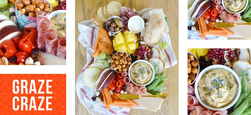 Graze Craze Snacking Platter