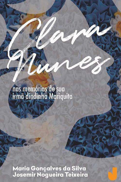 Livro Clara Nunes nas memórias de sua irmã Dindinha Mariquita