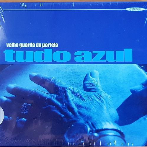CD Tudo azul - Velha Guarda da Portela