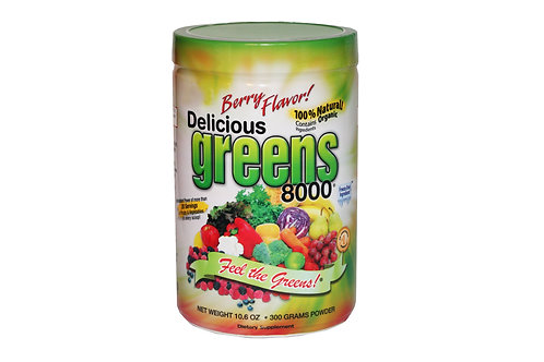 Delicious Greens 8000, Berry