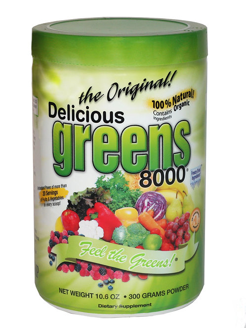 Delicious Greens 8000, Original