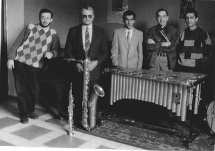 Chico and Friends w/ Arthur Satyan, Yuri Bobrinsky, Tigran Peshtmajyan, Simon Dolmazyan, Armen 'Chico' Tutunjyan