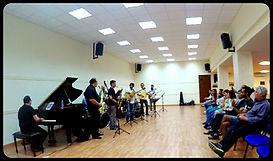 Arthur Satyan Jazz Class
