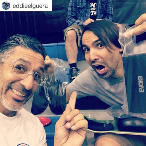 """Pro Skater Eddie """"El Gato"""""""