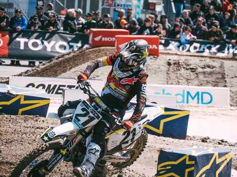 Jason Anderson Daytona Supercross 2020