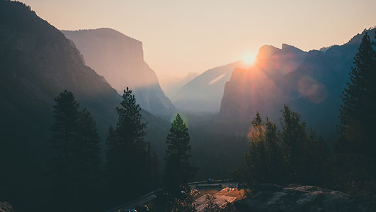 Yosemite National Park Photography 2020- Sunrise in the valley