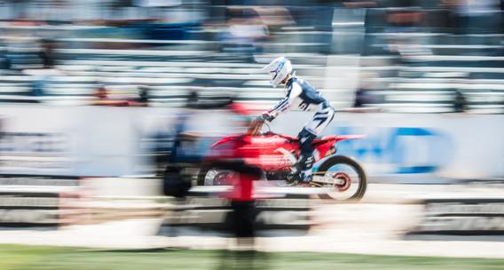 Chase Sexton at Daytona Supercross 2020