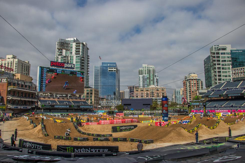 18 San Diego SX/