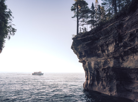 Pictured Rocks National Lakeshore Photography