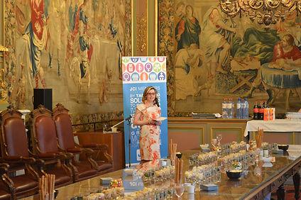 Brussels townhall welcoming speech.JPG